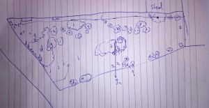 first plan of butterfly bed (2)